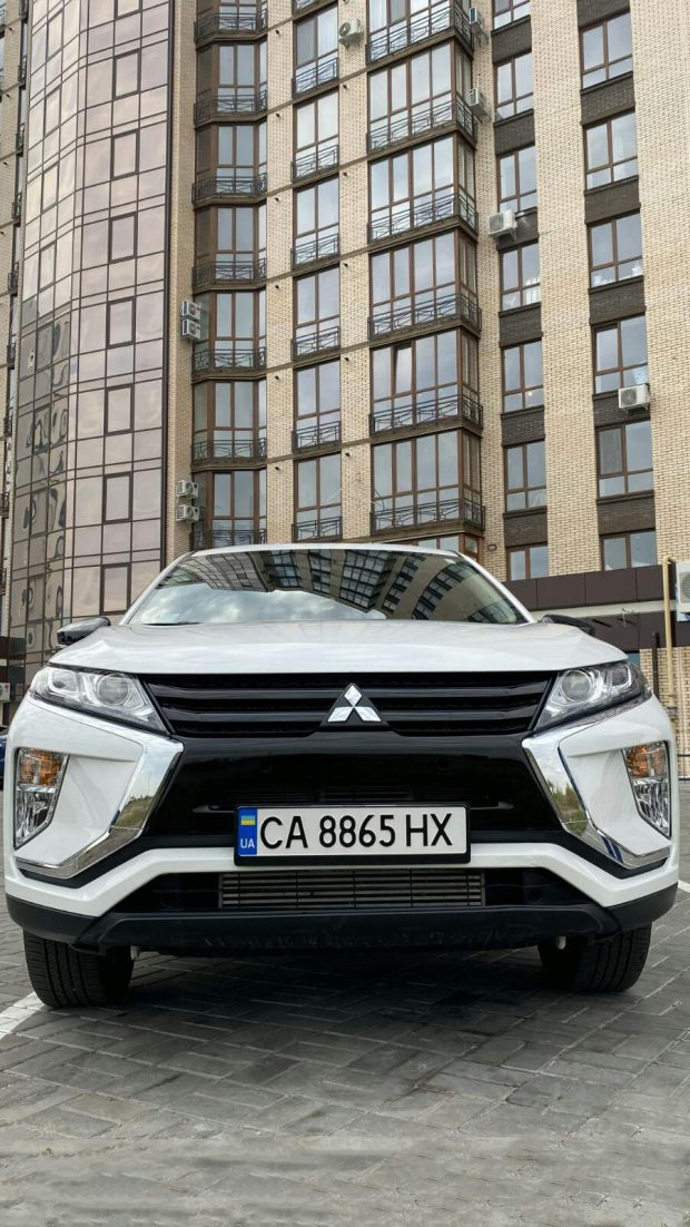 Mitsubishi Eclipse Cross Limited Edition 5