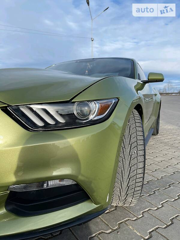 ford mustang fx